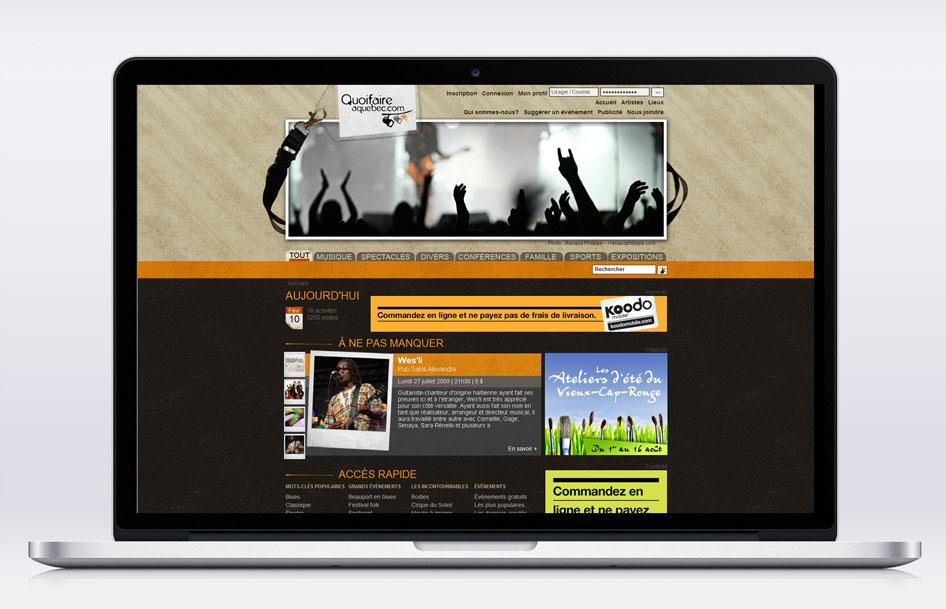 Site web QFAQ