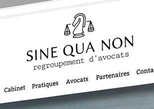 Sine Qua Non, regroupement d'avocats