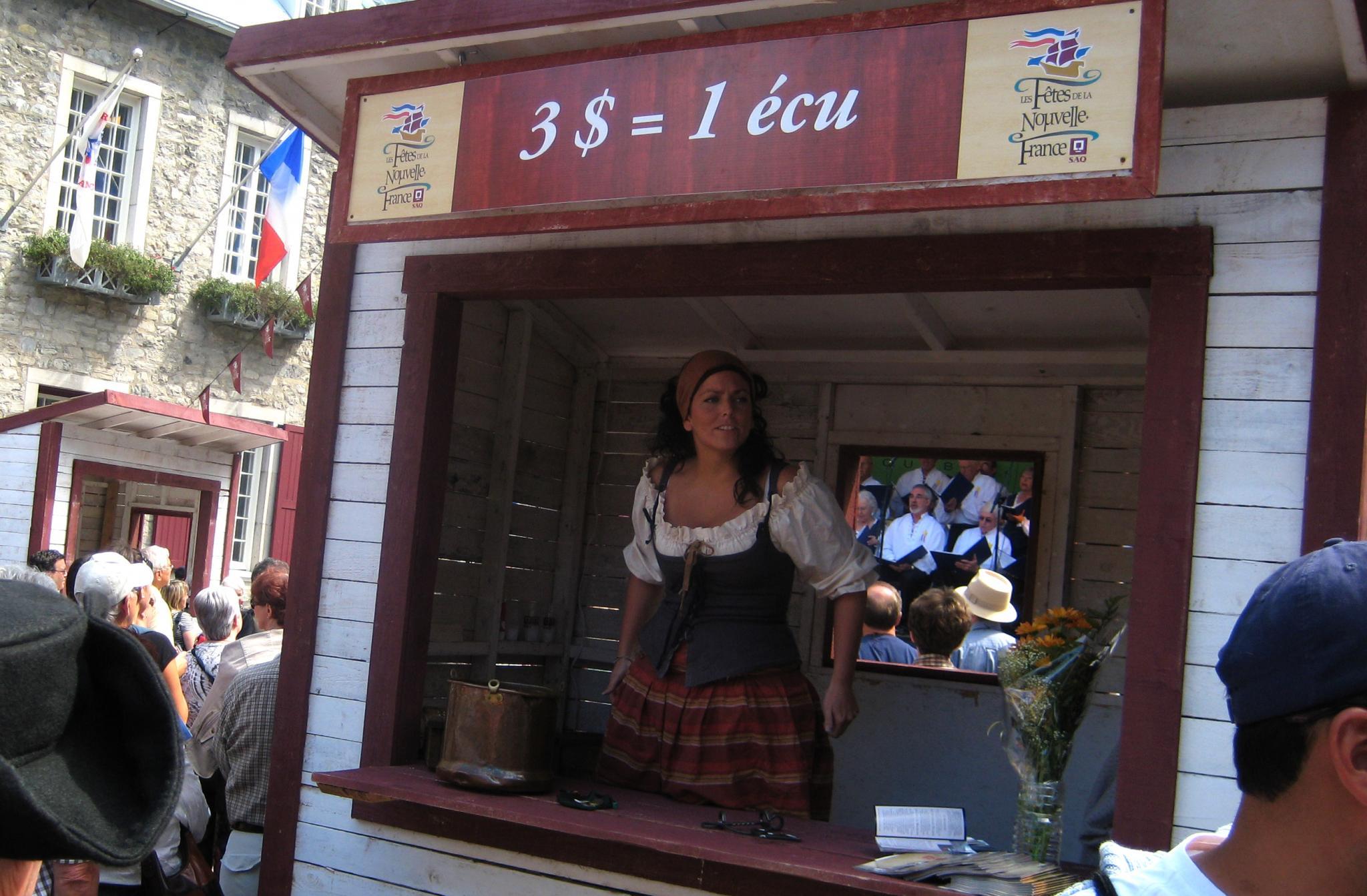 Fête de la Nouvelle France