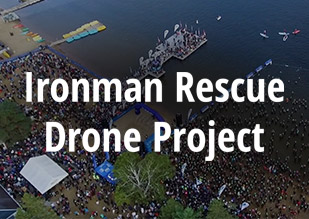 Ironman Rescue Drone Project