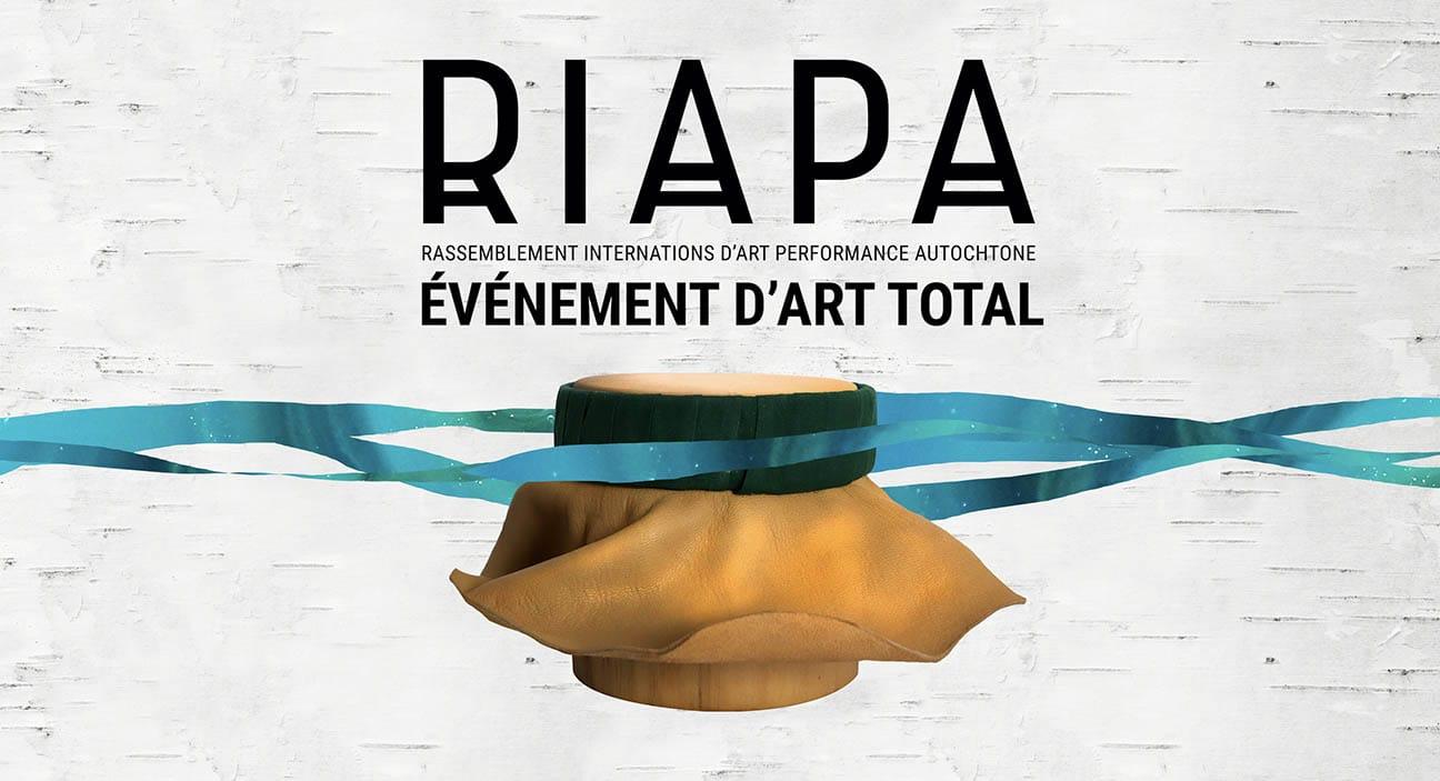 RIAPA site web - photo - depliants - reseaux sociaux - logo - identité